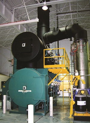 Incinerators incinerator design and manufacturer acs for Household incinerator design